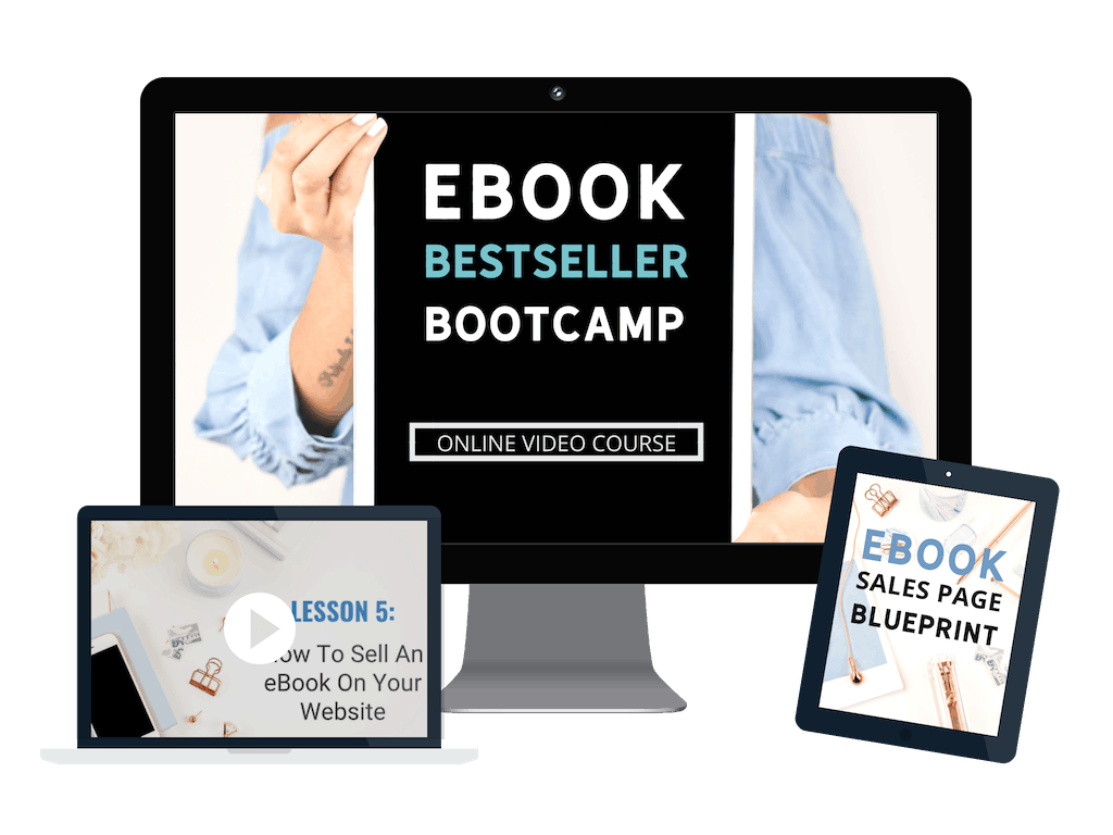 Ebook Bestseller booktcamp graphic