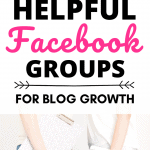 8 Helpful Facebook Groups for Blog Growth