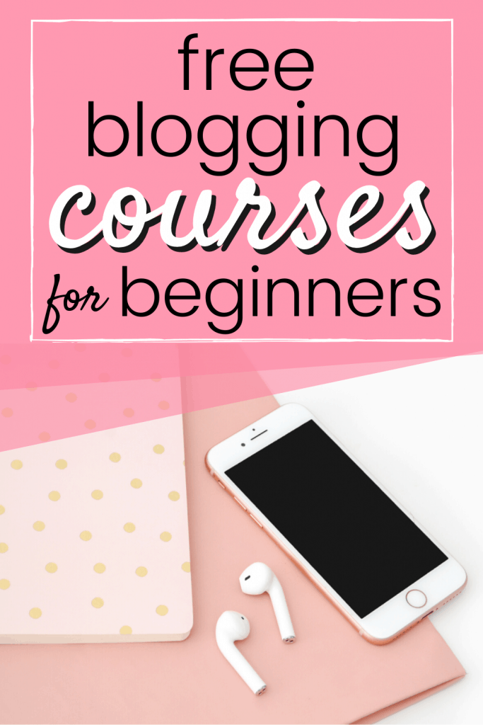 Free Blogging Courses for Beginners