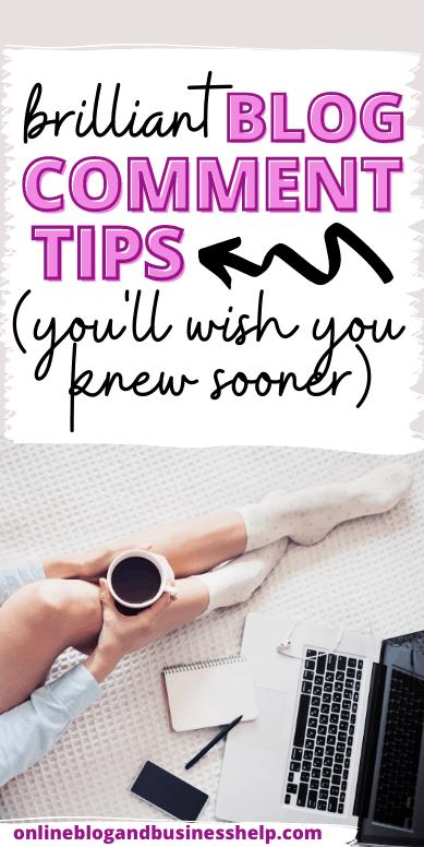 Brilliant Blog Comment Tips