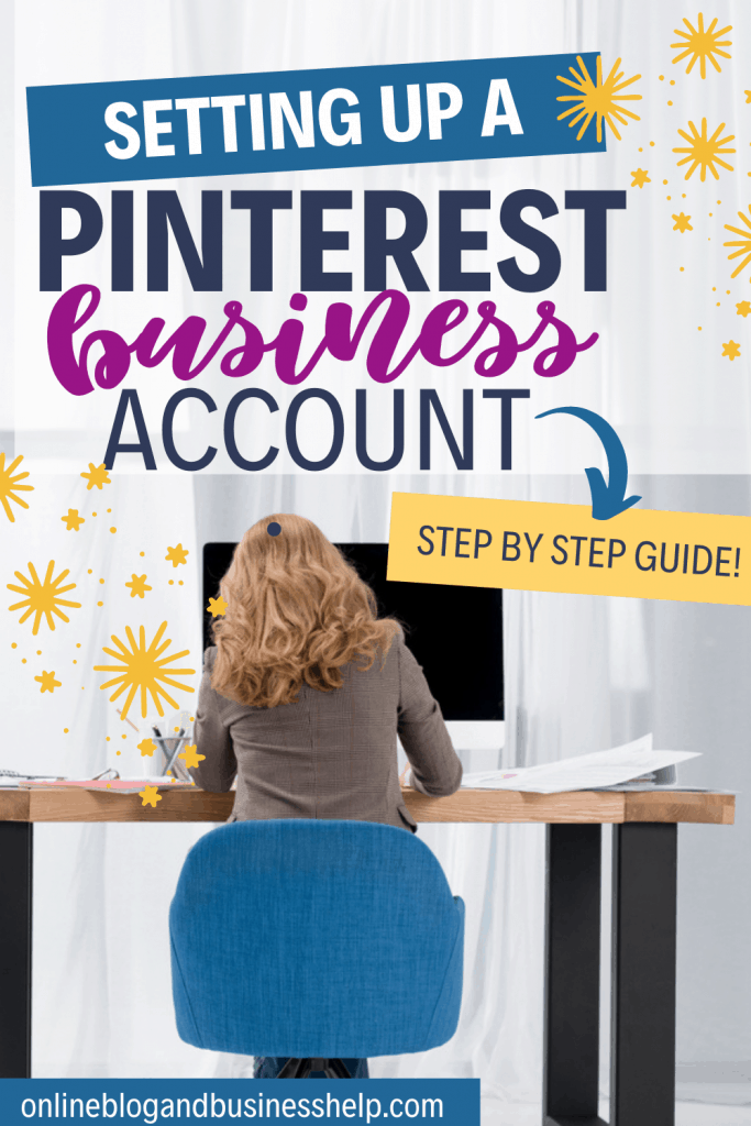 Setting Up a Pinterest Business Account