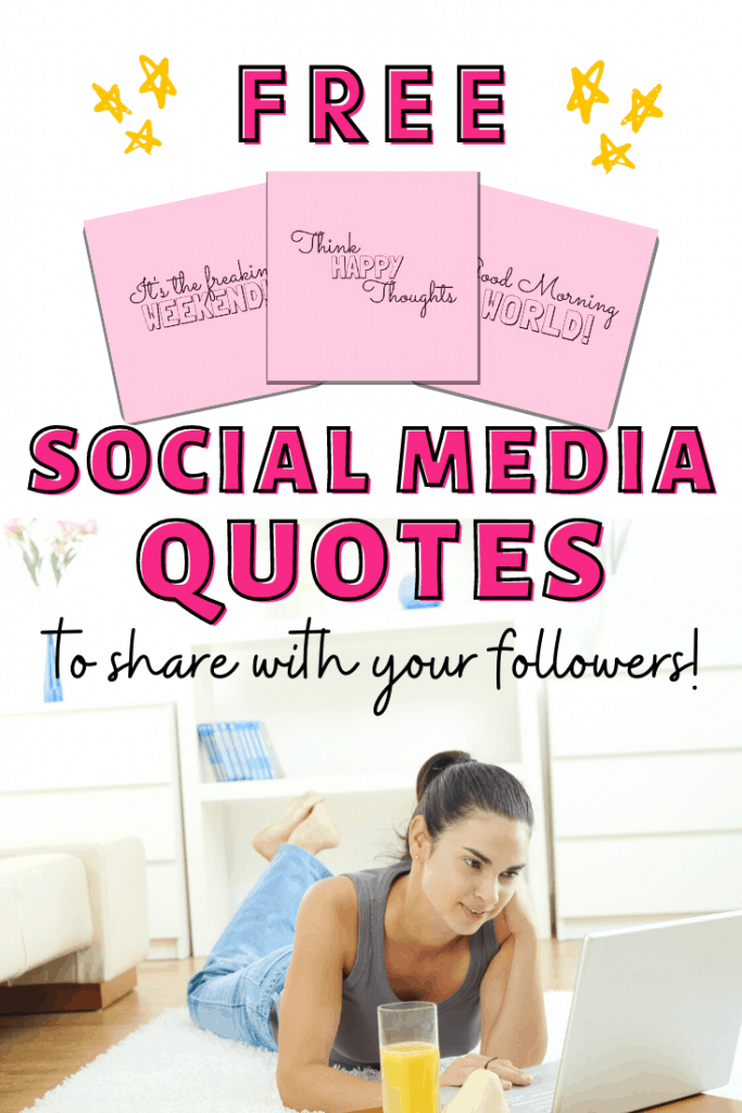Free Social Media Quotes to Share With Your Followers