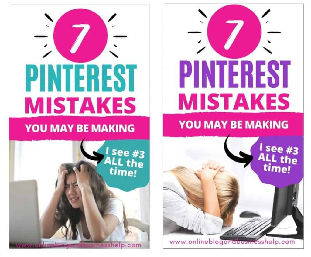 customizing affordable Pinterest pin templates
