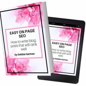 Easy On Page SEO eBook